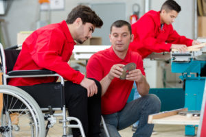 diritto al lavoro per disabili