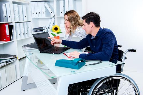 disabili e lavoro