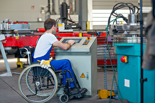 selezione dei lavoratori disabili